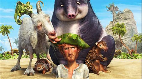 As aventuras de Robinson Crusoé - Trailer Oficial Dublado