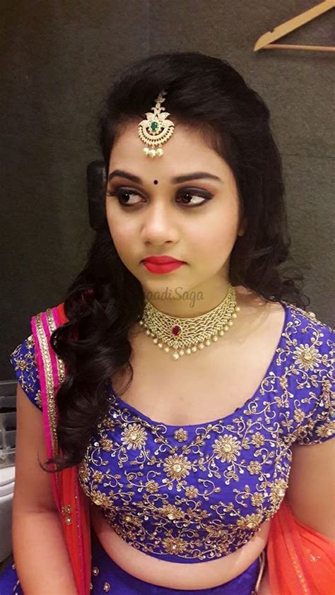 Manasa Makeup Artist   Makeup Artists in Hyderabad