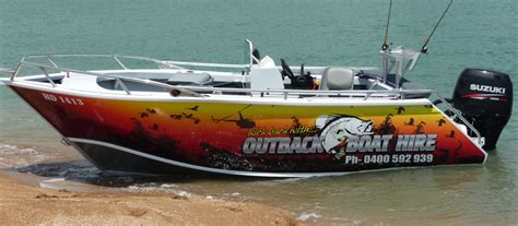 fishing boat hire bullock harbour outback boat hire darwin boat hire