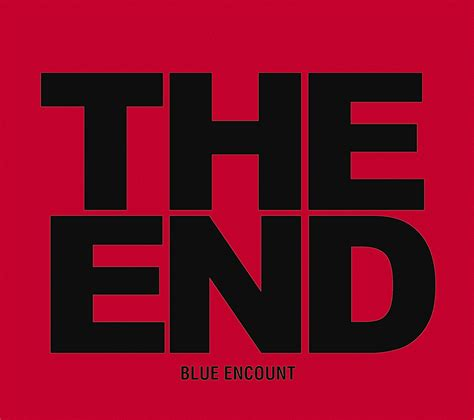 blue song at the end blue encount the end 歌詞 pv