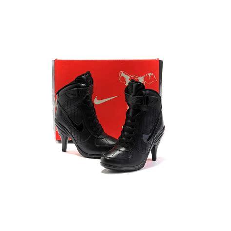 air high heels shoes purchasing nike air 1 high heels black for
