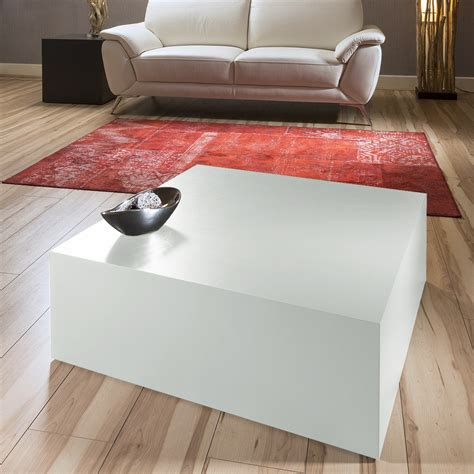 silver grey coffee table luxury modern low 80x80cm square coffee table silver grey