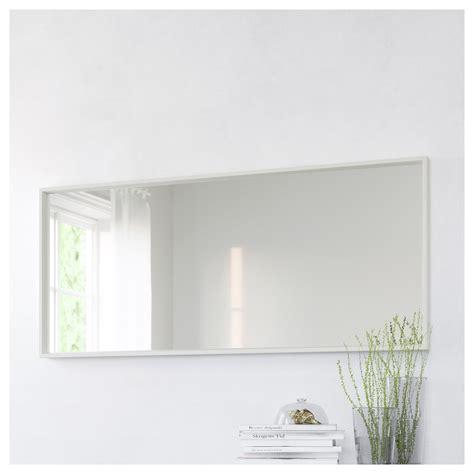ikea mirrors nissedal mirror white 65x150 cm ikea