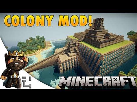 minecolonies | guia minecraft | #1 | doovi