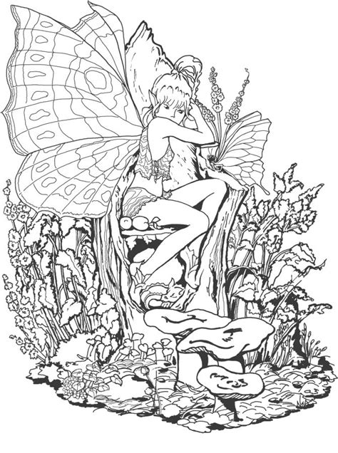 coloring pages dragons and fairies links to several printable coloring pages for grown ups