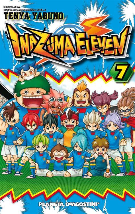 libro eleven inazuma eleven n 7 ten ya yabuno libro en papel 9788468476261