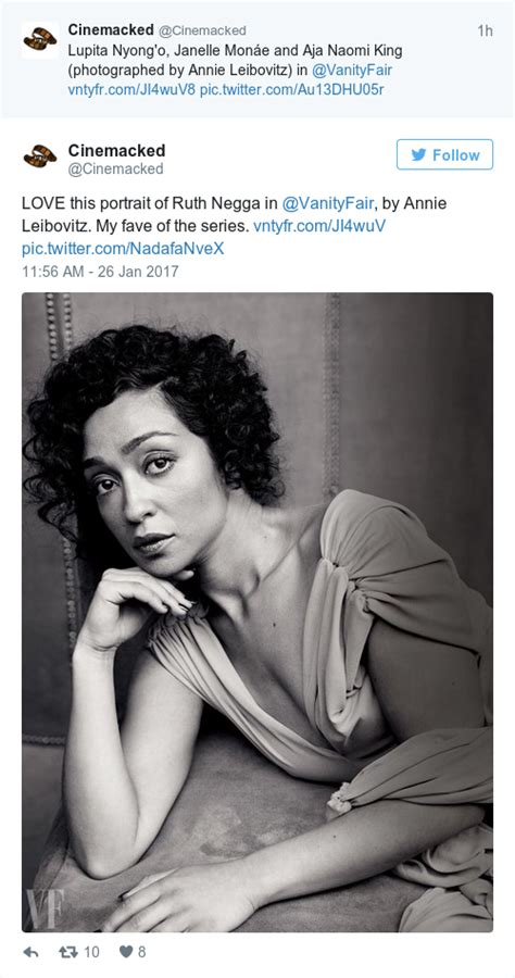 Vanity Fair Ie by This Year S Vanity Fair Cover Has Landed And It Features Our Own Ruth Negga