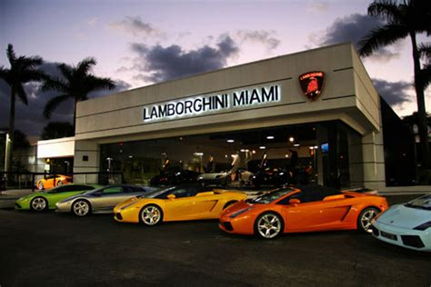 Lamborghini Dealership Ohio Lambo Dealership Suggestions