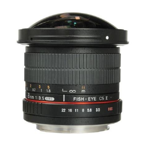 Canon Merah jual samyang 8mm f 3 5 umc cs ii fisheye lens ring