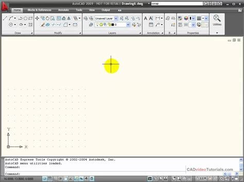grid pattern solidworks autocad tutorial snap and grid youtube