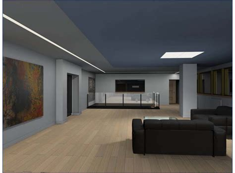 enel uffici astrapto light designers