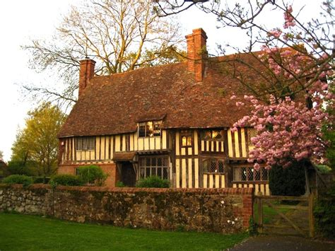 Tudor Cottage by Clothall Tudor Cottage Kent Uk Houses