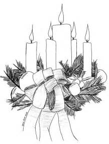 advent wreath coloring page advent wreath colouring new calendar template site