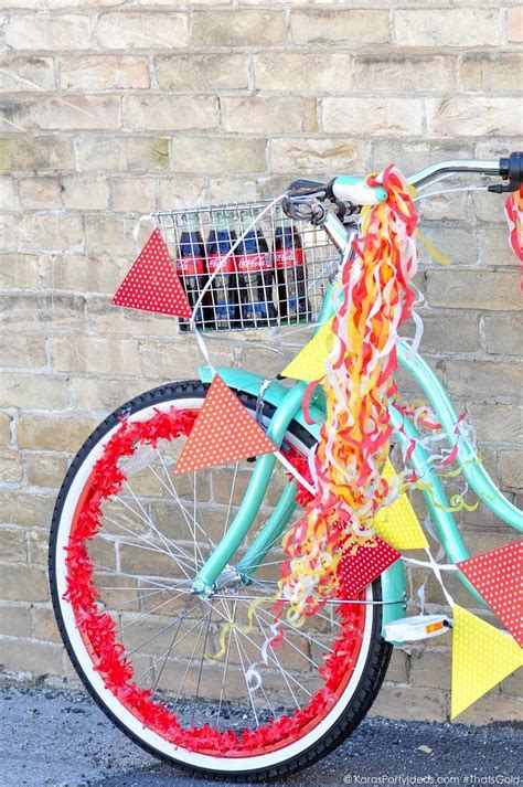 summer bike cool bike decorating ideas 4k wallpapers