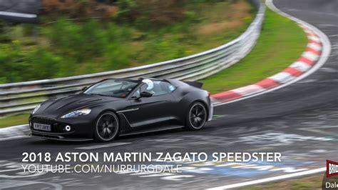 aston martin vanquish kit car aston martin vanquish zagato speedster seen undisguised at