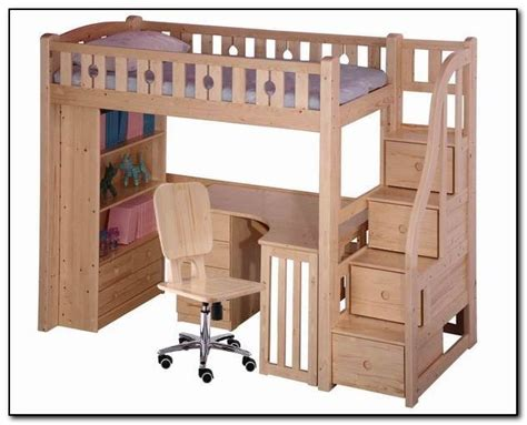 wood bunk beds with desk and dresser wood bunk beds with desk and dresser beds home design