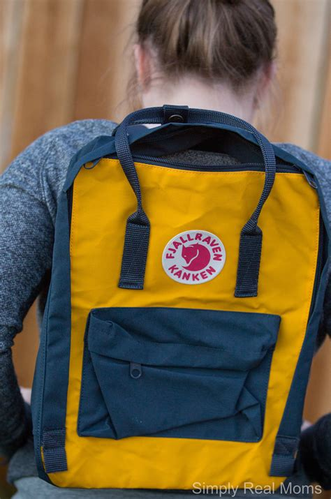 Fjallraven Kanken Giveaway - britax advocate 70 g3 safety you can see and a giveaway
