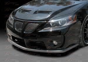 Pontiac G6 Bumper Pontiac G6 Bmagic Concept Series Front Bumper Pg605bmcptfb