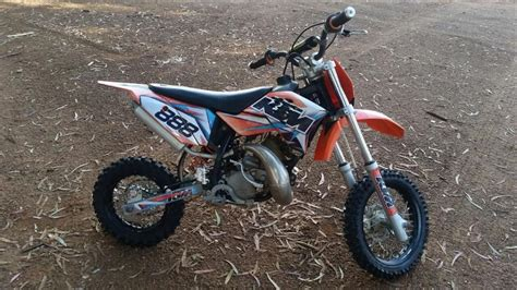 Ktm 50 Cc 2009 Ktm Sx 50cc Wonderboom Co Za