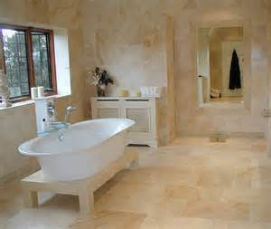 gallery for gt travertine bathroom