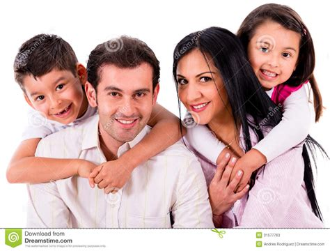 beautiful family beautiful family portrait stock photos image 31577763