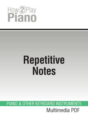 android tutorial notes pdf repetitive notes piano multimedia tutorials techniques