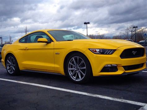 Auto Mustang by Ford Mustang Gt 2015 Business Insider