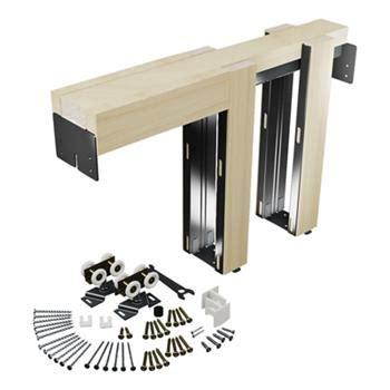 36 Inch Pocket Door Opening by 164553 Pocket Door Kit 36 Inch Opening Steel