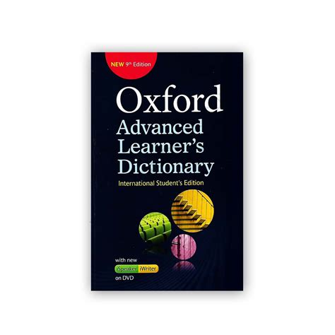 Oxford Advanced oxford advanced learner s dictionary with dvd cbpbook