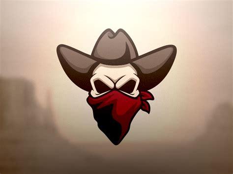 cool gaming logo maker outlaw logo design by kallum rayner dribbble