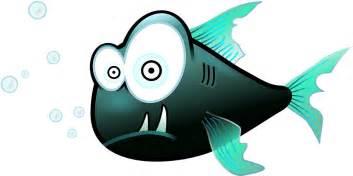Kostenlose Vektorgrafik: Fisch, Lustig, Cartoon, Ungerade
