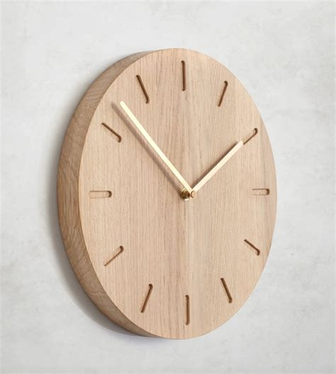 moderne wanduhren design wanduhr out applicata i holzdesignpur