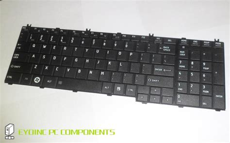 Keyboard Laptop Toshiba L655 original us layout keyboard replacement for toshiba satellite l655 l655d l655 s5101 l655d s5093