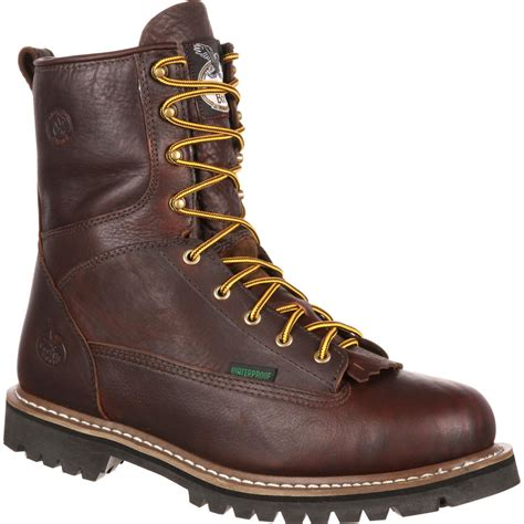 lace to toe work boots waterproof lace to toe work boot by boot g101