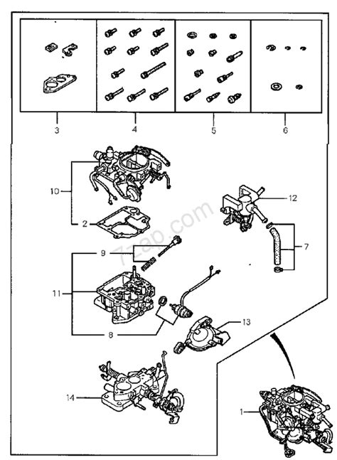 kia pride engine diagram wiring diagrams