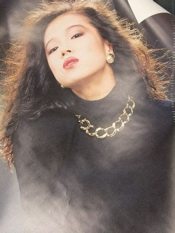 akina nakamori 17 best images about idol 中森 明菜 akina nakamori on