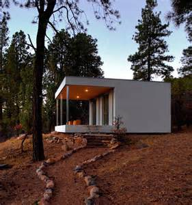 Small Modern Cabin Williams Cabin A Glacial Valley View Modern Cabins