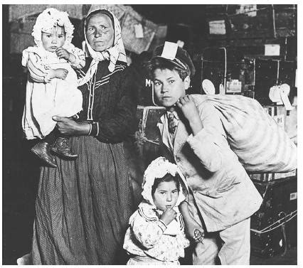 italian americans history, early immigration, the