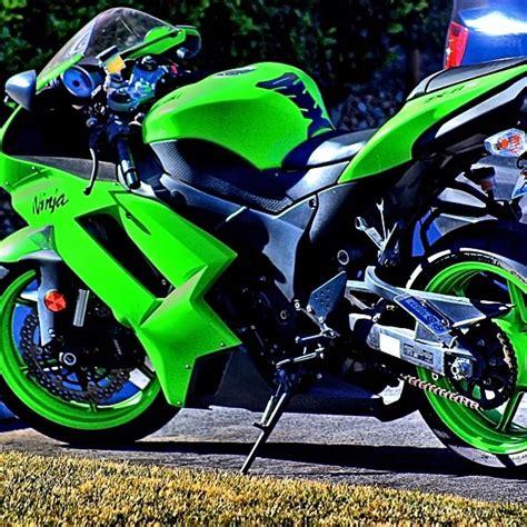 Lime Green Suzuki Lime Green Kawasaki Suzuki Ducati