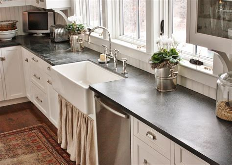 Soapstone Countertop - for the of a house soapstone