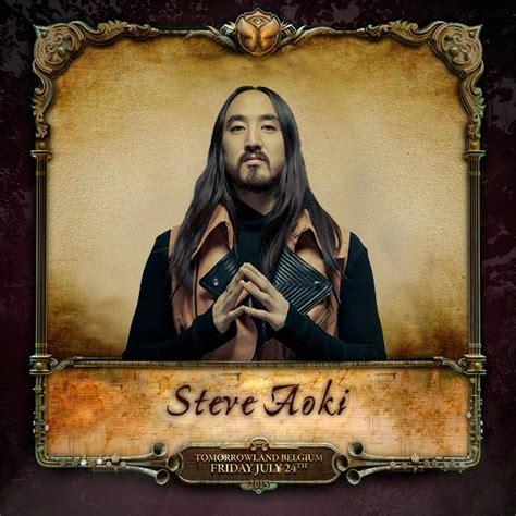 steve aoki tomorrowland 2018 tracklist wall vk