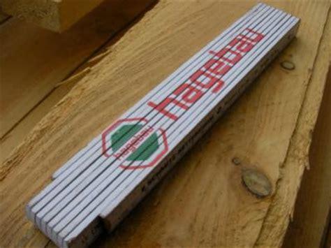 der zollstock als werbegeschenk werbemittel - Balkongeländer Baumarkt