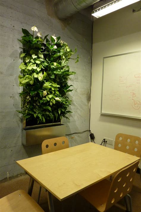 lively elements mobile living walls