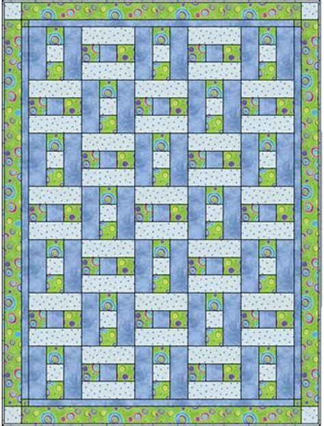 quilt pattern with three fabrics fabric quilt designs