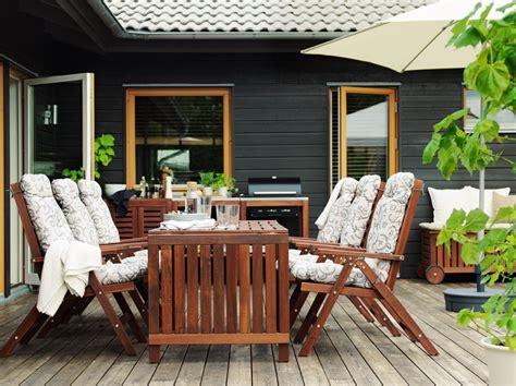 mesas y sillas de terraza ikea muebles de jard 237 n y terraza compra ikea