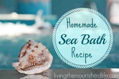 Ancient Societies That Used Detox by Sea Bath Recipe For Detox