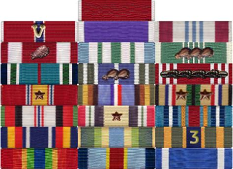 Build Rack Army Unit Awards by Army Award And Decoration Exles