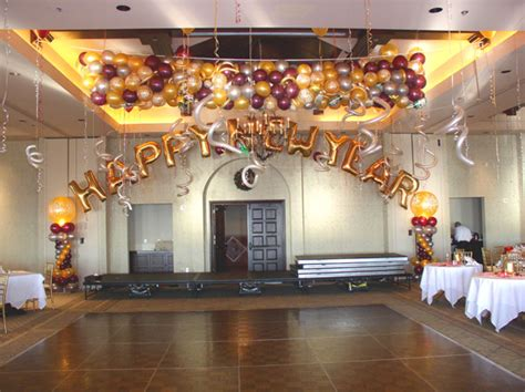 fall stage decorations new years 2014 balloon room decor