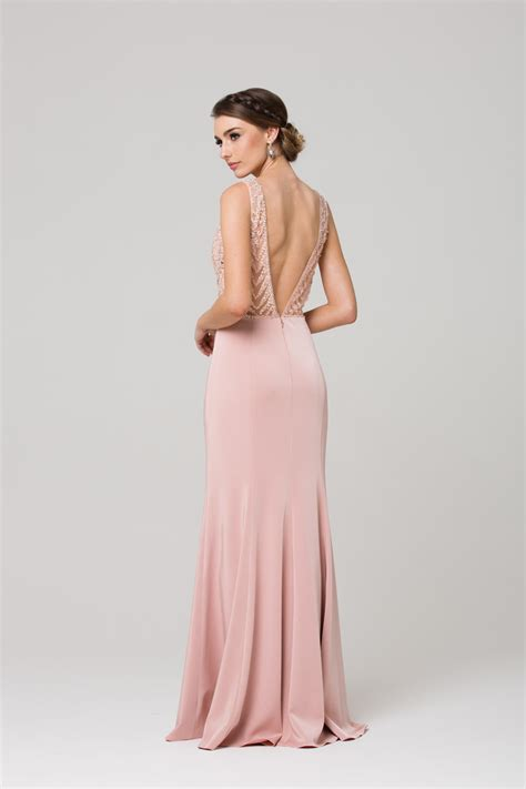 low back beaded dress zaylee beaded low back evening dress sentani boutique