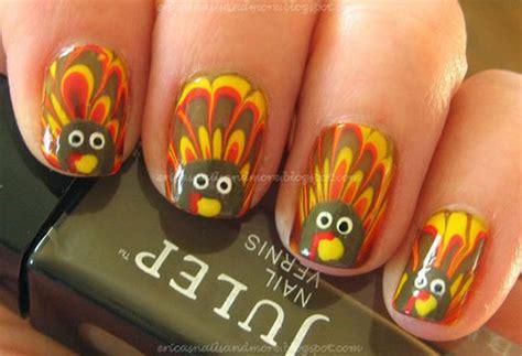 Thanksgiving Nail Designs 2018